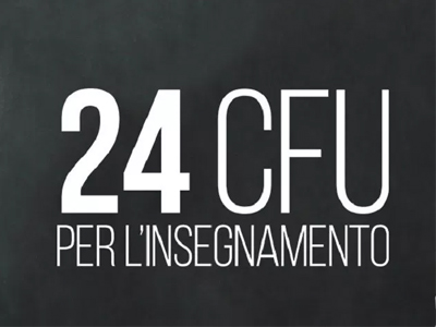 Master + 24 CFU